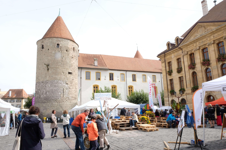Un festival